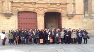 FOTO de GRUPO_Seminario Salamanca