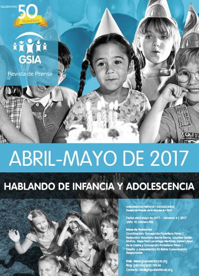 GSIA HDIA abril-mayo 2017 portada